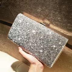 Shining Crystal/ Rhinestone/Sparkling Glitter/Rhinestone Clutches/Fashion Handbags (012103352)
