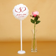 Personalized Double Hearts PVC Wedding Balloon