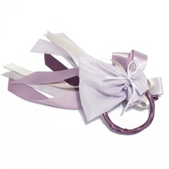Autumn Elegance Satin Favor Bags