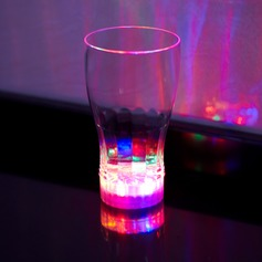 Colorful Plastic LED Lights Cup
