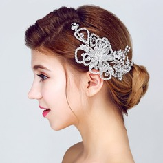 High Quality Crystal/Alloy Combs & Barrettes