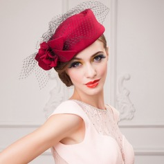 Glamourous Net/Wool Hats