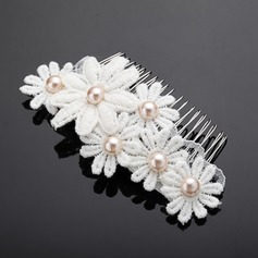 Beautiful Alloy/Lace Combs & Barrettes
