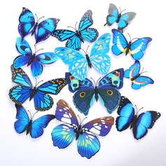3D/DIY Sticker PVC Butterfly/Decorative Accessories